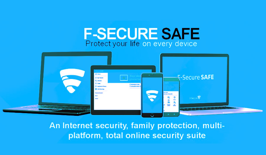 F-Secure SAFE for FREE – Germany Only