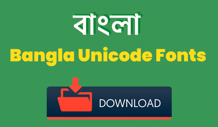Bangla Unicode Fonts