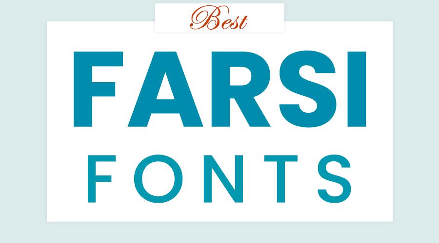 Arabic/Persian/Farsi Fonts Sets