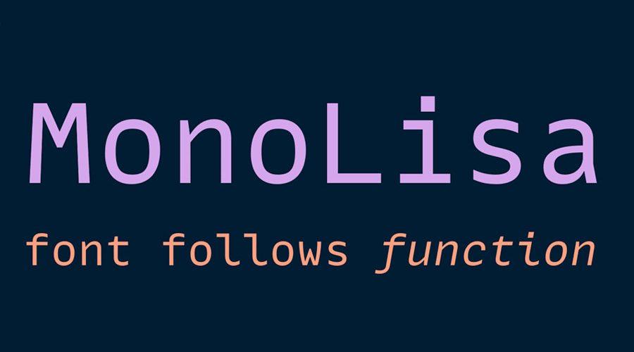 MonoLisa Font