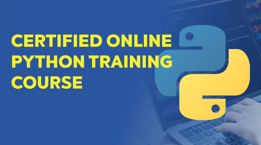 Certified Online Python Training Course 1
