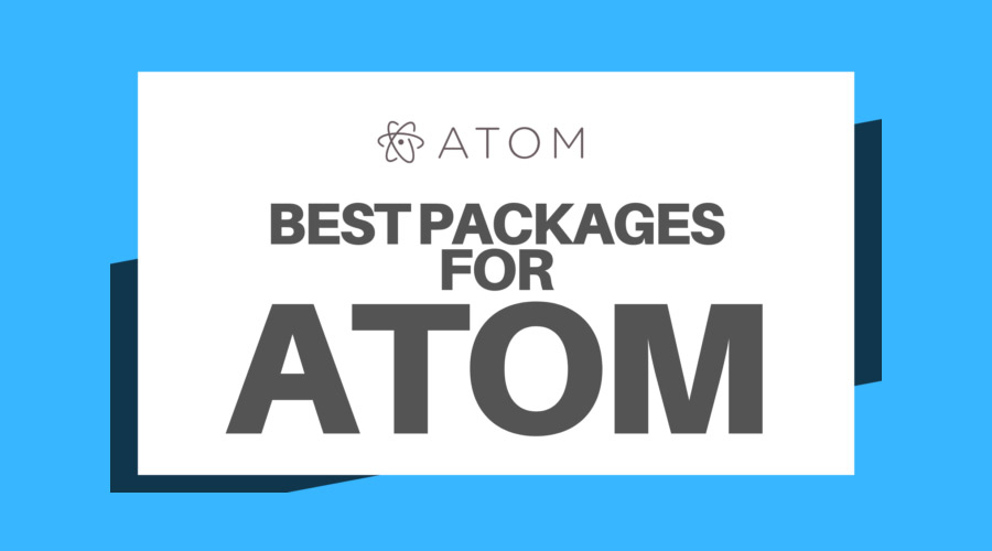 Best collection of Atom packages and resources